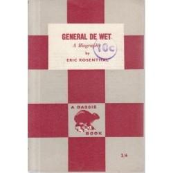 General de Wet: A Biography