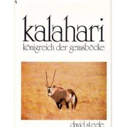 Kalahari: Konigreich der Gemsbocke (English/German)