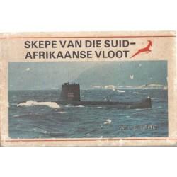 Skepe van die Suid-Afrikaanse Vloot