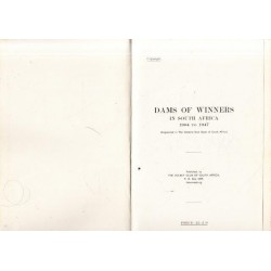 Dams of Winners in South Africa 1st August 1904 to 31st July 1947
