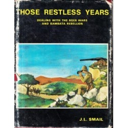 Those Restless Years