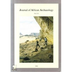 Journal of African Archaeology 2 Vols 1&2
