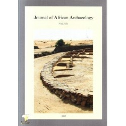 Journal of African Archaeology 3 Vols 1&2