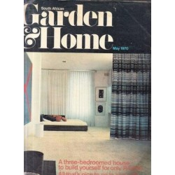 South African Garden & Home May 1970