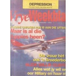Vrye Weekblad No. 206 22-28 Januarie 1993
