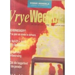 Vrye Weekblad No. 214 19-25 Maart 1993
