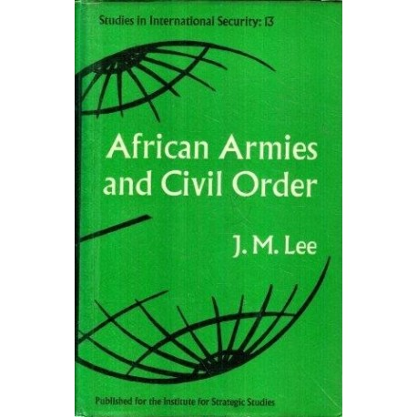African Armies and Civil Order
