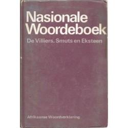 Nasionale Woordeboek