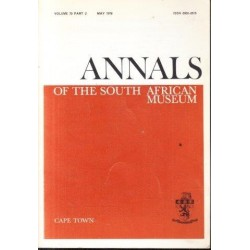 Annals of the South African Museum Vol. 70: Some Nguni Crafts Part 2