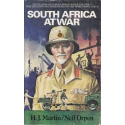 South Africa at War (Vol 7 SA Forces World War II )