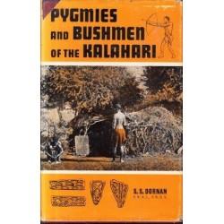 Pygmies and Bushmen of the Kalahari