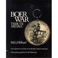 Boer War Tribute Medals