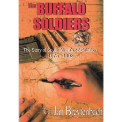 Buffalo Soldiers, The Story of South Africa's 32 Battalion, 1975-1993