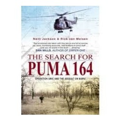 The Search for Puma 164: Operation Uric and the Assault on Mapai (Signed)