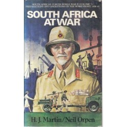 South Africa at War (Vol 7 SA Forces World War II)