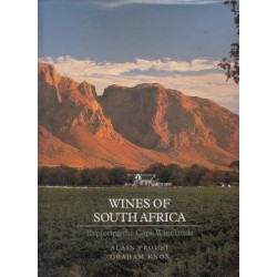 The Wines of South Africa - Exploring the Cape Winelands