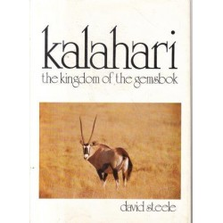 Kalahari: Konigreich der Gemsbocke (English/German)
