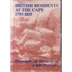 British Residents at the Cape 1795 - 1819