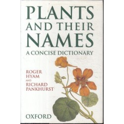Plants and Their Names: A Concise Dictionary