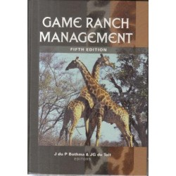 Game Ranch Management (5th ed)
