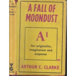 A Fall of Moondust (First British Edition)