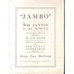 Jambo - or with Jannie in the Jungle
