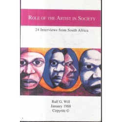Role of the Artist in Society - 24 Interviews from South Africa