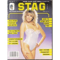 Stag - The Man's Magazine February 1984 (Vol. 07 No.11)