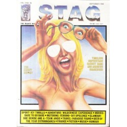 Stag - The Man's Magazine February 1984 (Vol. 03 No. 10)