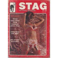 Stag - The Man's Magazine December 1982 (Vol. 02 No. 1)
