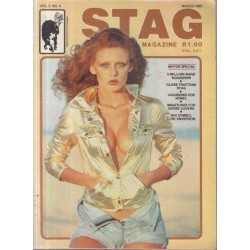 Stag - The Man's Magazine March 1983 (Vol. 02 No. 4)