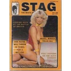 Stag - The Man's Magazine September 1982 (Vol. 02 No. 10)