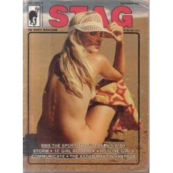 Stag - The Man's Magazine November 1982 (Vol. 02 No. 12)