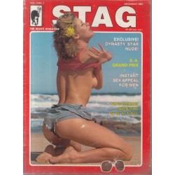Stag - The Man's Magazine December 1983 (Vol. 03 No. 1)