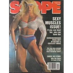 Scope Magazine October 19, 1990 Vol. 25 No 21