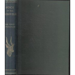 Jock of the Bushveld (First Edition)
