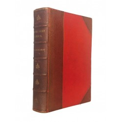 In Wildest Africa (First US Edition, 1-volume edition)