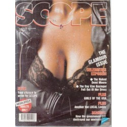 Scope Magazine September 04, 1992 Vol. 27 No 18