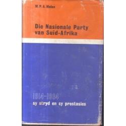 Die Nasionale Party van Suid Afrika 1914-1964
