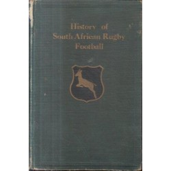 The History of South African Rugby Football (1875-1932)