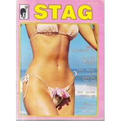 Stag - The Man's Magazine March 1984 (Vol. 03 No. 4)