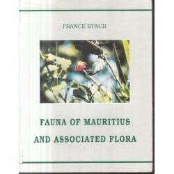 Fauna of Mauritius and Associated Flora