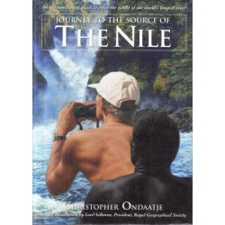 Journey to the source of the Nile (Signed)