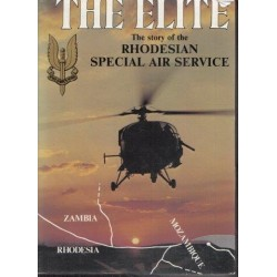 The Elite - Rhodesian Special Air Service Pictorial (Signed)