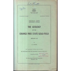 The Geology of the Orange Free State Gold-Field (Memoir No 49)