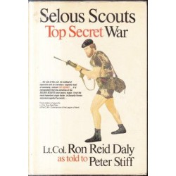 Selous Scouts Top Secret War