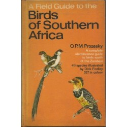 A Field Guide to the Birds of Southern Africa
