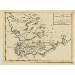 Map - Das Land der Hottentotten