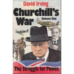 Churchill's War Vol 1 - The Struggle for Power (Signed)