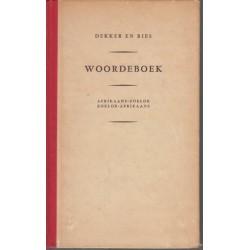 Afrikaans-Zoeloe/Zoeloe-Afrikaans Woordeboek